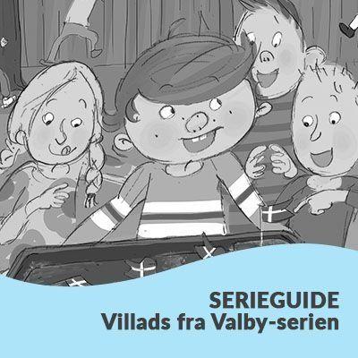Serieguide til Villads fra Valby-serien
