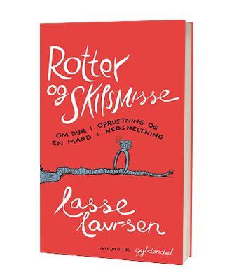 'Rotter og skilsmisse' af Lasse Lavrsen