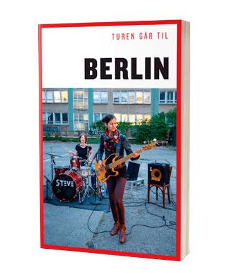 'Turen går til Berlin' af Politikens forlag