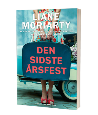 'Den sidste årsfest' af Liane Moriarty