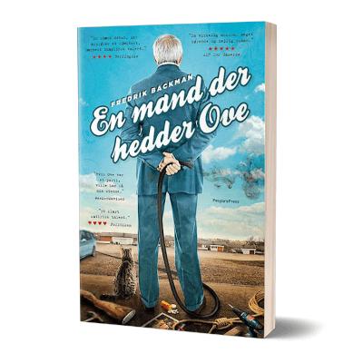 'En mand der hedder Ove' af Fredrik Bachman