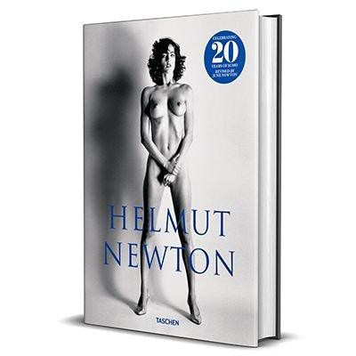 'Helmut Newton' af Taschen