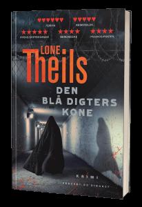 'Den blå digters kone' af Lone Theils