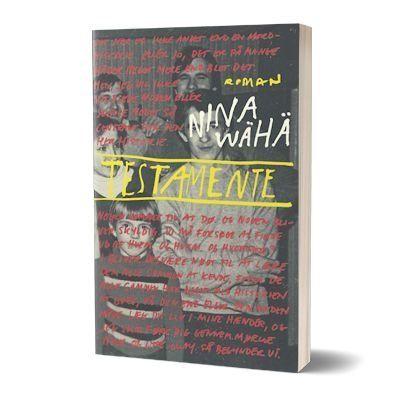 Hør forfatter Anna Grue anbefale 'Testamente' af Nina Wähä