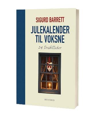 'Julekalender for voksne' af Sigurd Barrett