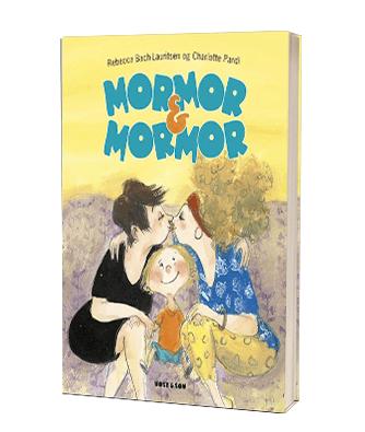 Bogen 'Mormor og mormor' af Rebecca Back-Lauritsen