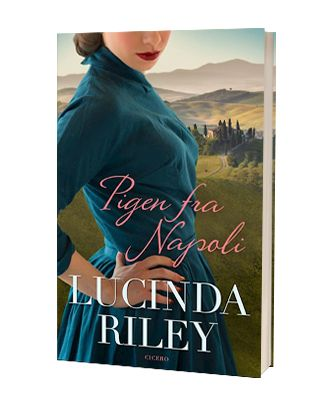 'Pigen fra Napoli' af Lucinda Riley
