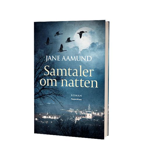 'Samtaler om natten' af Jane Aamund