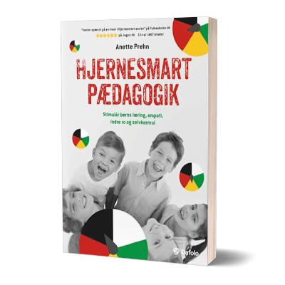 'Hjernesmart pædagogik' af Anette Prehn