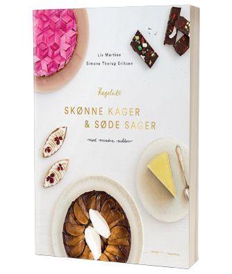 'Skønne kager og søde sager' af Simone Thorup Eriksen og Liv Martine