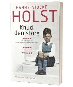 'Knud den store' af Hanne-Vibeke Holst