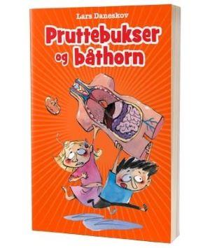 'Pruttebukser og bårhorn' af Lars Daneskov