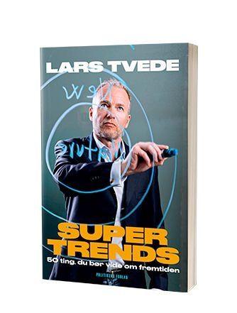 'Supertrends' af Lars Tvede