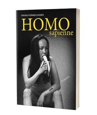 'HOMO sapienne' af Niviaq Korneliussen