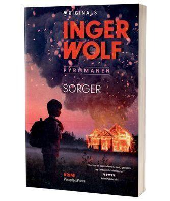 'Pyromanen Sorger' af Inger Wolf