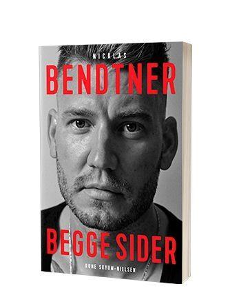 Bogen 'Bendtner - Begge sider' af Rune Skyum-Nielsen