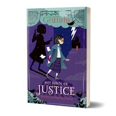 'Mit navn er Justice' af Elly Griffiths