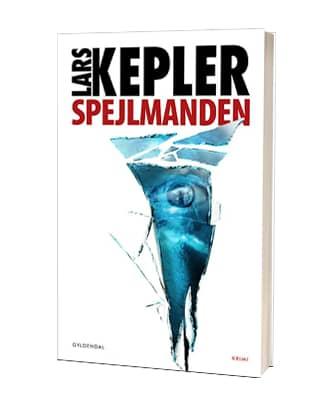 Lars Keplers bog 'Spejlmanden'