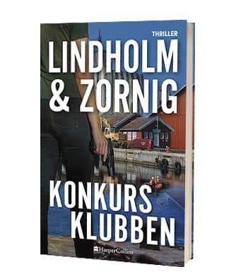 'Konkursklubben' af Lindholm & Zornig