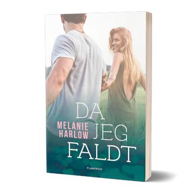 'Da jeg faldt' af Melanie Harlow