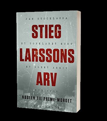 'Stieg Larssons arv' af Jan Stocklassa