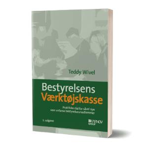 'Bestyrelsens værktøjskasse' af Teddy Wivel
