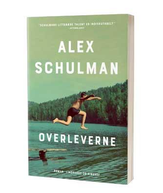 'Overleverne' af Alex Schulman - find bogen hos Saxo