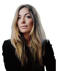 Katrine Engberg som månedens forfatter