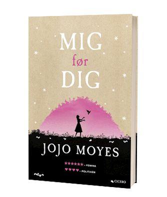 'Mig før dig' af Jojo Moyes