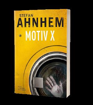 'Motiv X' af Stefan Ahnhem