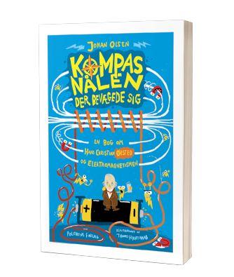 'Kompasnålen der bevægede sig' af Johan Olsen