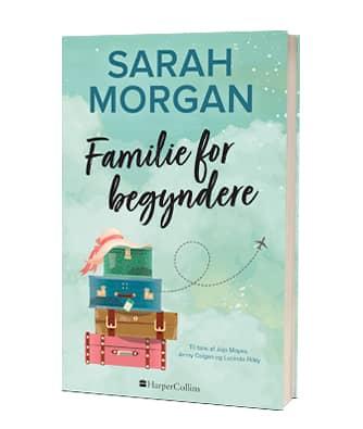 'Familie for begyndere' af Sarah Morgan - strandlæsning
