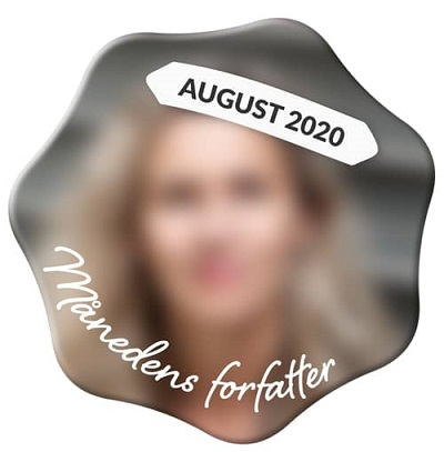Se månedens forfatter i august 2020