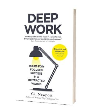 'Deep Work' af Cal Newport