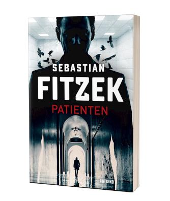 Krimien 'Patienten' af Sebastian Fitzek