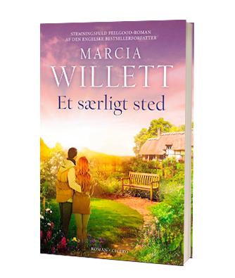 'Et særligt sted' af Marcia Willett