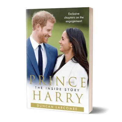 'Prince Harry - The Inside Story' af Duncan Larcombe