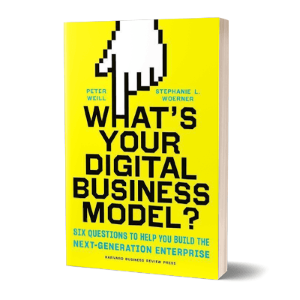 'What's your digital Business model' af Peter Weill