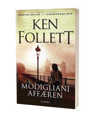 Modiglianiaffæren af Ken Follett