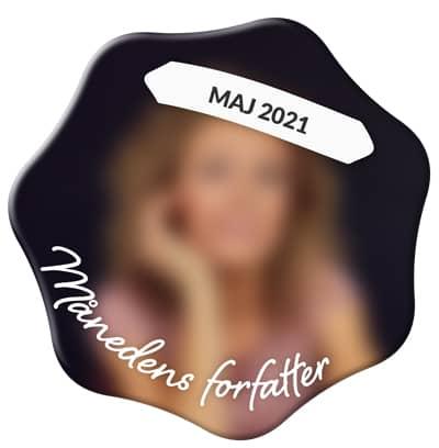 Se månedens forfatter i maj 2021