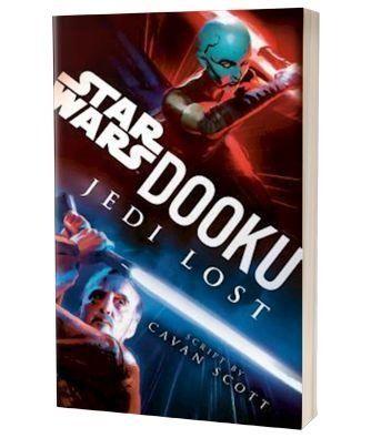 'Star Wars Dooku Jedi Lost' af Cavan Scott