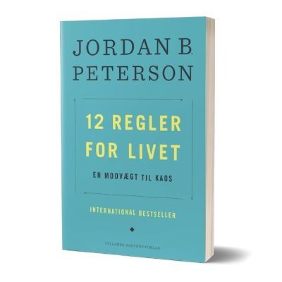 '12 regler for livet' af Jordan B Peterson