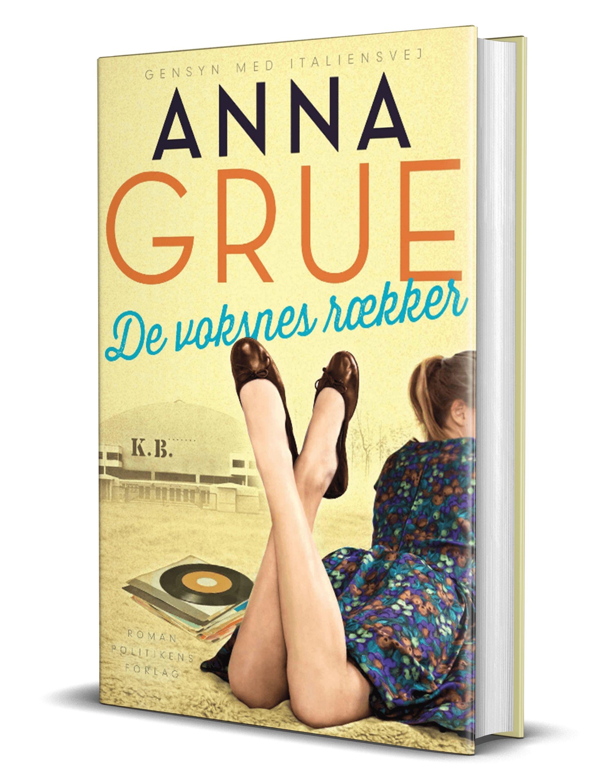 'De voksnes rækker' af Anna Grue