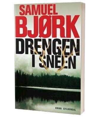'Drengen i sneen' af Samuel Bjørk