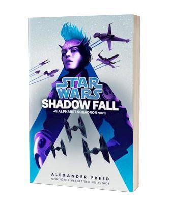 'Star Wars Shadow fall' af alexander freed