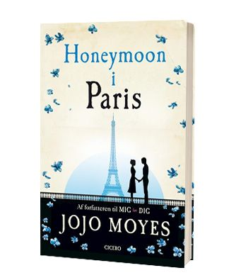 'Honeymoon i Paris' af Jojo Moyes