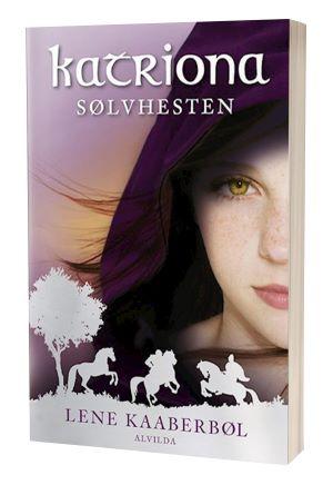 'Sølvhesten' af Lene Kaaberbøl