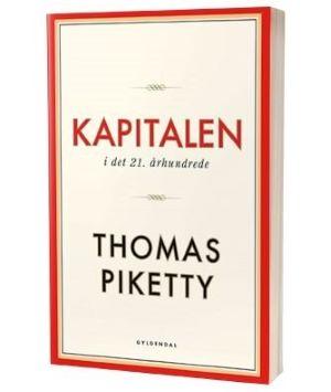Bogen 'Kapitalen i det 21. århundrede'