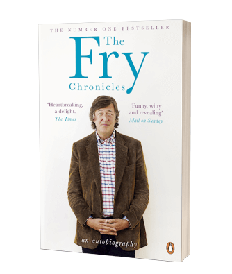 'The Fry Chronicles' af Stephen Fry