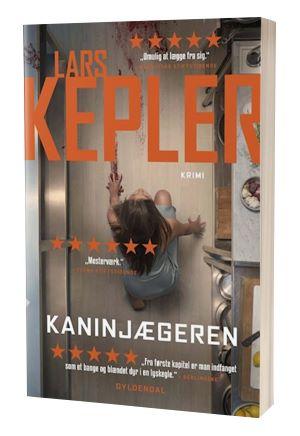 'Kaninjægeren' af Lars Kepler